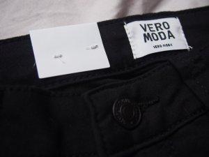 Neue schwarze Vero Moda Jeggins mit Cargo Taschen