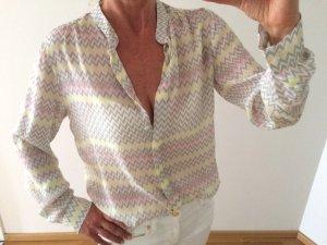 Neue Seidenmix Bluse von Eterna