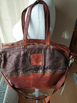 neue Shopper Tasche Laminato von Campomaggi