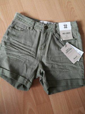 Neue Shorts mit Taschen