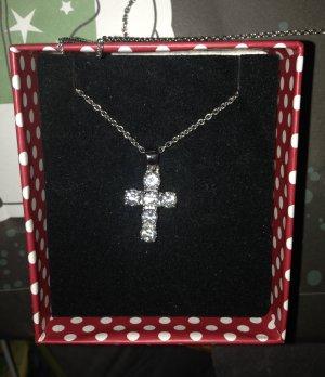 Neue Silberkette Christ