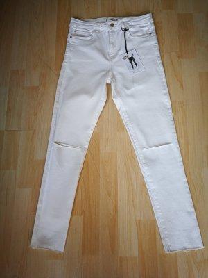 Neue Skinny cropped Jeans von Mango