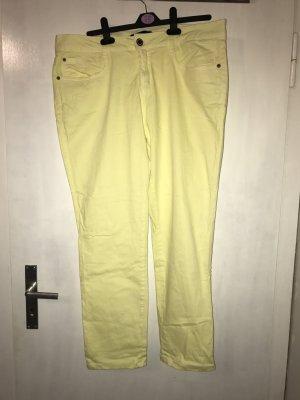 Neue Skinny Jeans in limettengelb