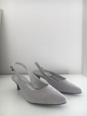 Bodyflirt Décolleté modello chanel grigio chiaro
