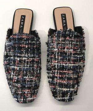 Neue Slippers von Zara
