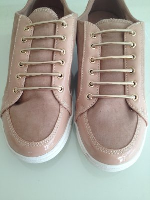 Aldo Sneakers dusky pink-gold-colored