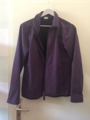 Softshell Jacket grey violet