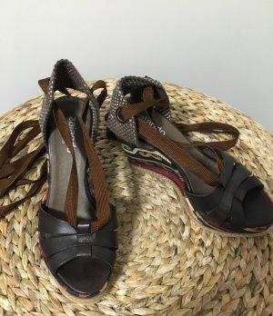 NEUE!!! Sommer Sandalen mit Keilabsatz