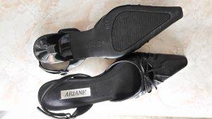 Ariane Sandalen met bandjes zwart
