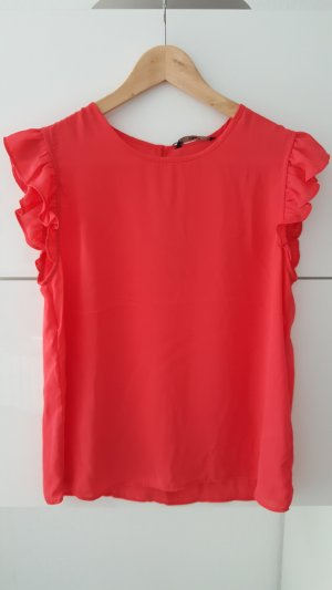 Only Blouse topje rood