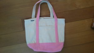 Neue Sommertasche in pink, kräftiges Leinen von Lands End