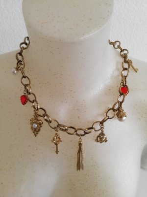 H&M Statement Necklace bronze-colored-gold-colored