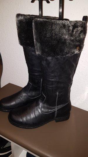 Neue Stiefel gr 41 gefüttert