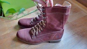 Neue Stiefel von Timberland