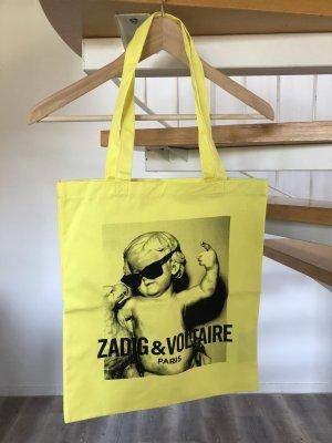 Neue Stofftasche von Zadig & Voltaire