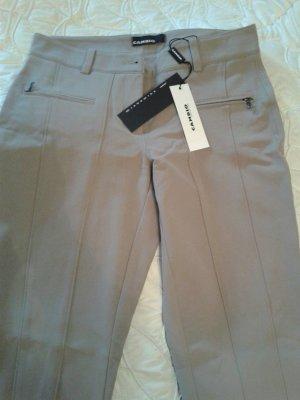 Cambio Pantalone elasticizzato multicolore Tessuto misto