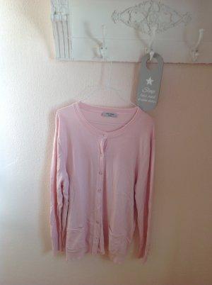 Gerry Weber Giacca in maglia rosa pallido-rosa chiaro