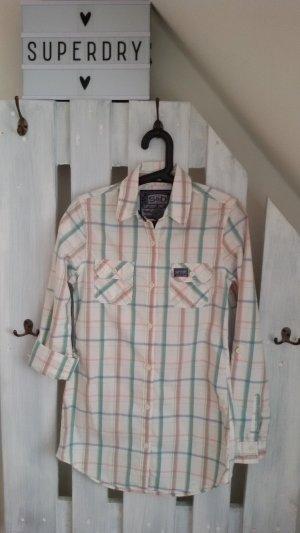 Superdry Blusa larga multicolor