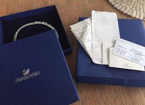 Neue Swarovski Kette Halskette Collier