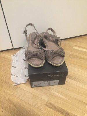 Neue Tamaris Sandalen