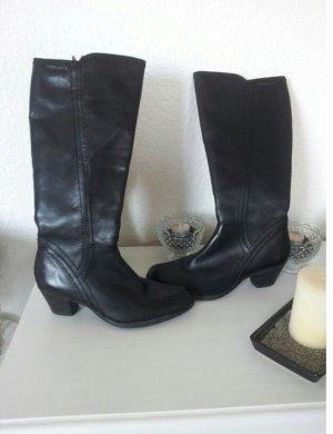Neue Tamaris Stiefel aus Leder