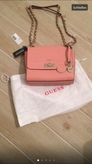 Neue Tasche in Rose  mit Staubbeutel