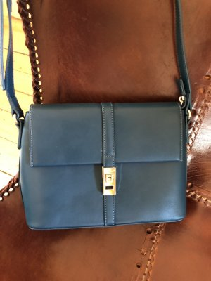 David Jones Shoulder Bag petrol