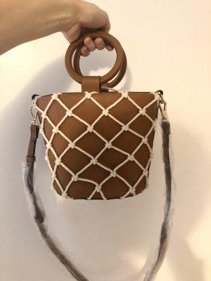 Mango Pouch Bag brown