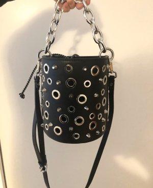Zara Pouch Bag black
