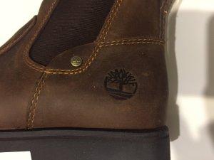 Timberland Chelsea Boot brun-cognac cuir