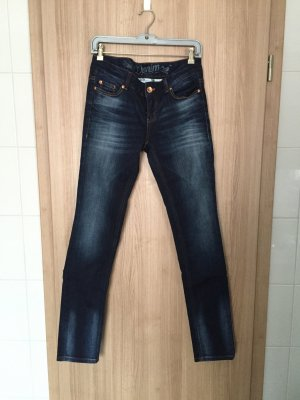 Neue Tom Tailor Denim Skinny Jeans, tolle Waschung