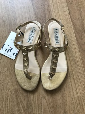 Tommy Hilfiger Sandals gold-colored
