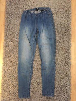 H&M Treggings azul