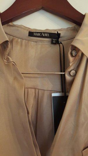 Neue Tunika in Nude/Beige von Marc Aurel Gr 36/38