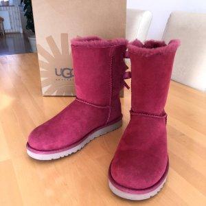 UGG Australia Boots purple