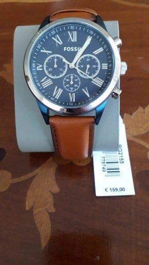 Neue Uhr von Fossil