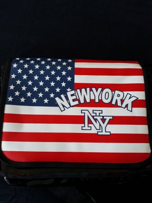 Neue Umhängetasche New York