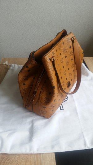 Neue und original MCM Handtasche Tasche Shopper