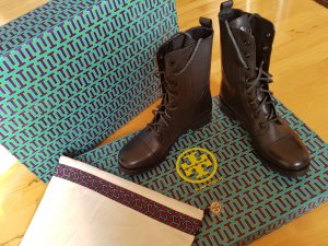 Tory Burch Stivaletto nero Pelle