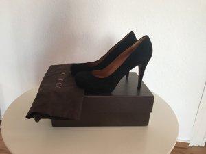 Neue und ungetragene Gucci Pumps Schuhe