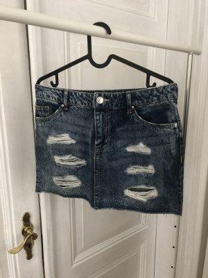 Neue, ungebrauchte mini Jeans rocke