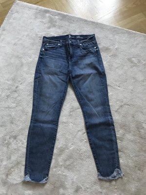 Neue & ungetragen supercoole Jeans von 7 for all mankind, Gr. 29