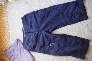 Dolomite Pantalon 3/4 violet