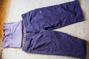 Salewa 3/4 Length Trousers lilac polyamide