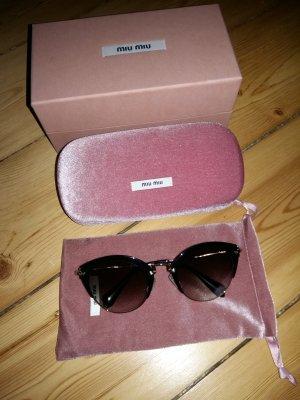 Neue ungetragene Miu Miu Sonnenbrille