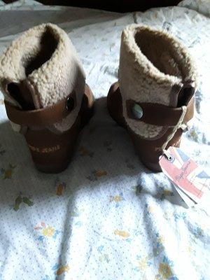 Pepe Bottes de neige beige