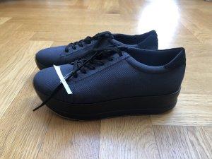 Vagabond Heel Sneakers black
