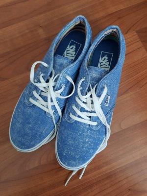 neue vans jeansblau gr. 41