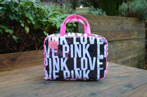 Neue Victoria's Secret Kosmetiktasche Pink