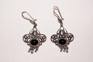 Neue Vintage-Ohrringe aus 925er Sterling-Silber